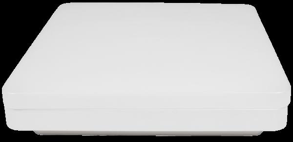 LED-Deckenleuchte McShine Sky-S, 24x24cm, 15W, 1.500lm, 3000K, warmweiß