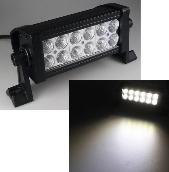 LED Scheinwerfer LSW-36. 12x3W LED 2300lm 36W