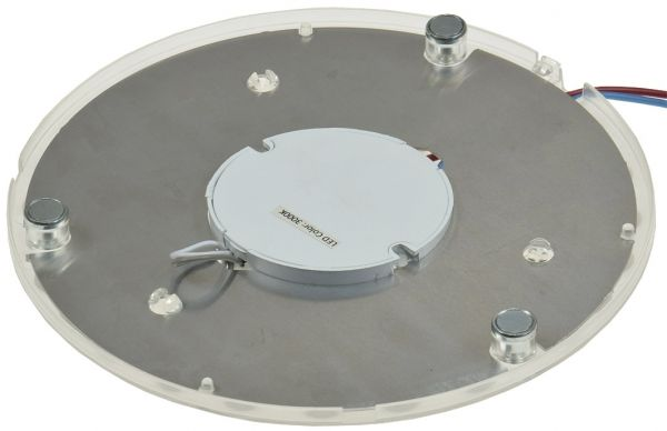 "LED Umrüstmodul ""UM24nw"" für Leuchten Ø180mm, 24W, 2200lm, 4000K, Magnethalter"
