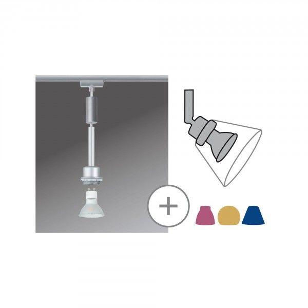 Paulmann URail DecoSystems LED-Pendel 3,5W Chrom matt