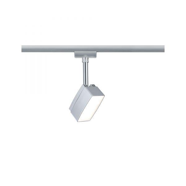 Paulmann URail LED Spot Pedal 1x5W Chrom matt