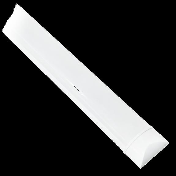 60 cm Deckenaufbau- Unterbau- Abhänglampe VIGA 16 Watt Lichtfarbe wählbar