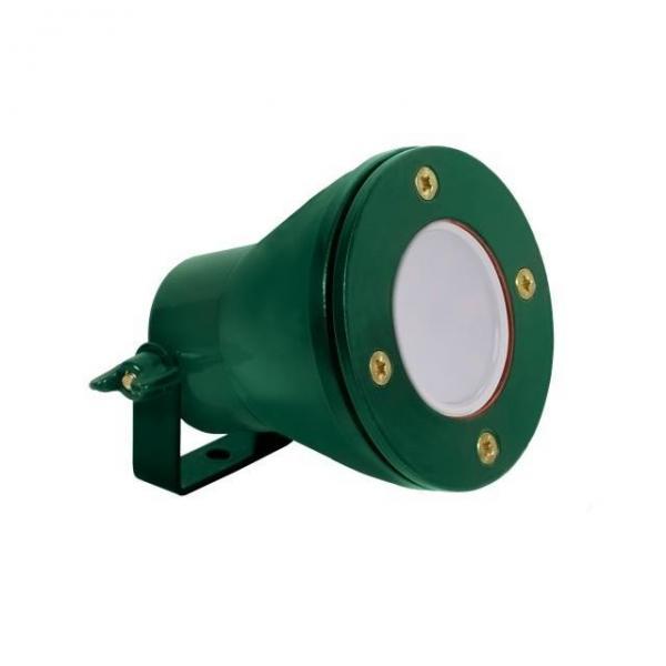 Wasserdichte LED-Wandeinbauleuchte für Pool und Garten GU5.3 Fassung
