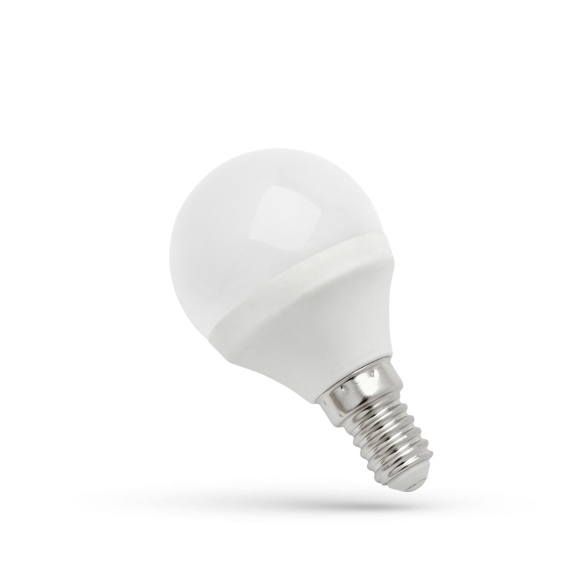 Kleine E14 LED Lampe 6 Watt 500 Lumen Lichtfarbe wählbar