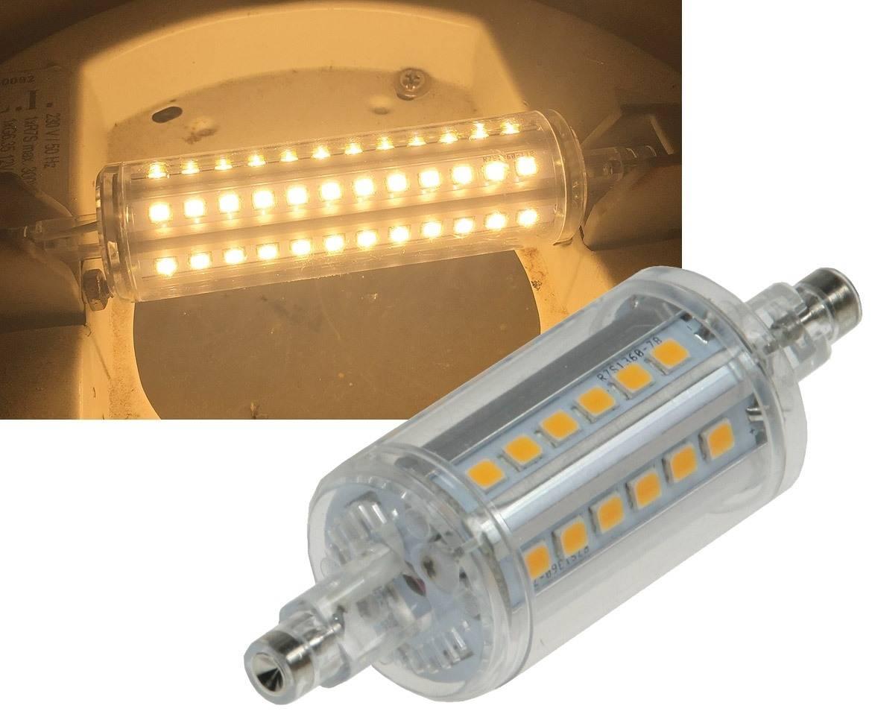 78 mm l nge r7s sockel led leuchtmittel led homeshop. Black Bedroom Furniture Sets. Home Design Ideas