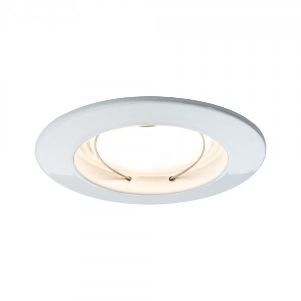 Paulmann LED Einbauleuchten 3er-Set Coin 3x7W 2700K weiß, dimmbar