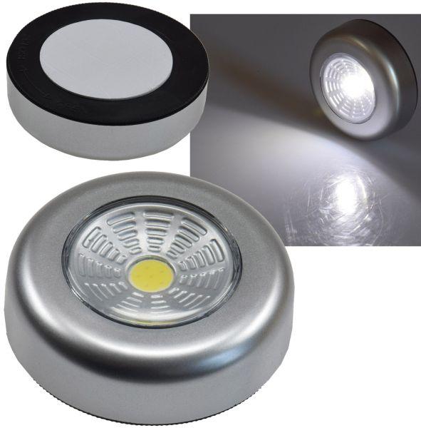"LED Klebeleuchte ""CTK1 COB"" mit Klebefolie, 4000k / neutralweiß"