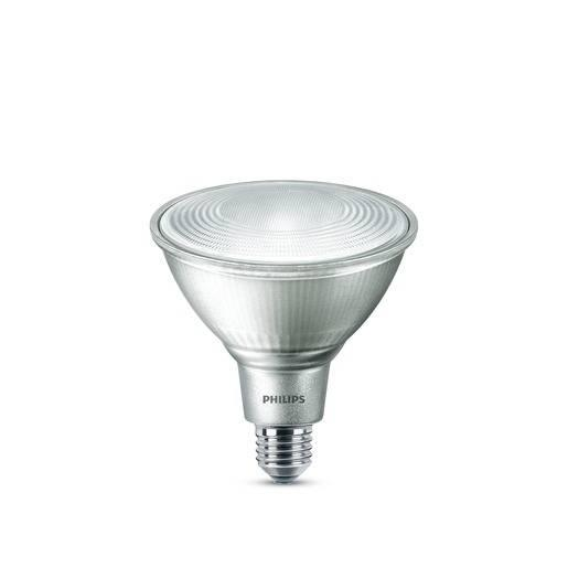 Philips Master LED PAR38 Reflektorstrahler 13 Watt 875 Lumen warmweiß Dimmbar IP65
