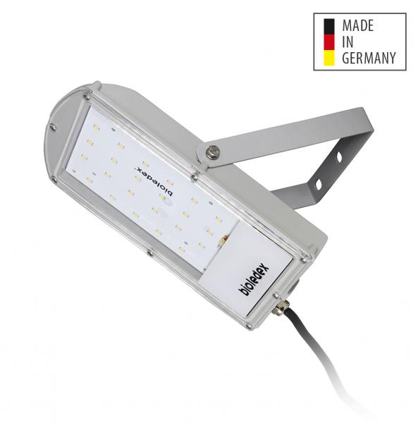 Bioledex ASTIR LED Fluter 30W 70° 2520Lm 3000K Grau