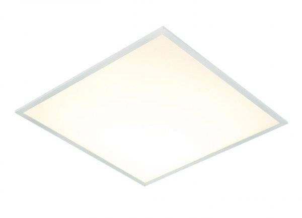 Bioledex LED Panel 625 x 625 mm 40 Watt Superflach Lichtfarbe wählbar
