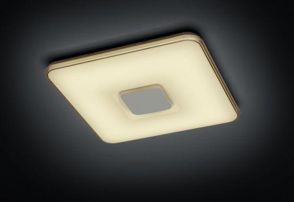 TRIO LED Deckenleuchte KYOTO Acryl weiß 4000 Lumen