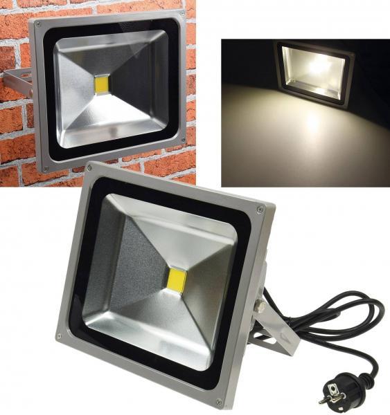 LED-Außenstrahler / Fluter CTF-50W 3500lm IP44