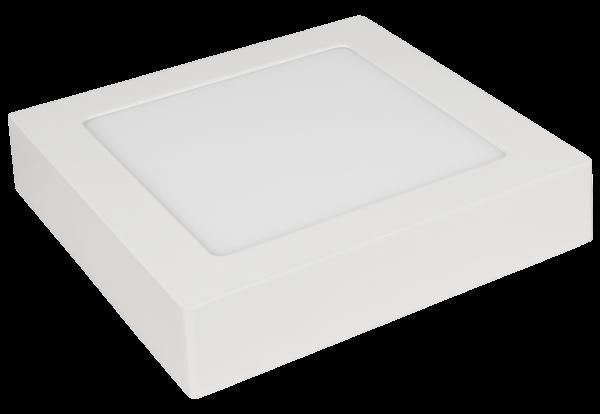 LED Panel McShine LP-1217AW, 12W, 170x170mm, 888 lm, 3000 K, warmweiß