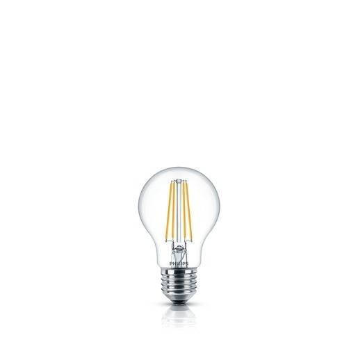 Philips dimmbare LED Filament Classic Birne 8 Watt 806 Lumen warmweiß