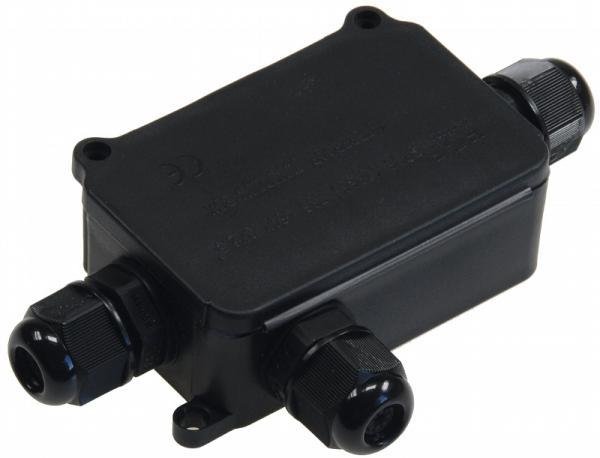 3 poliger Kabelverbinder T-Stück IP66