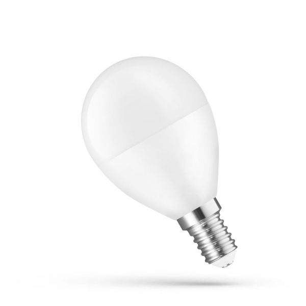 Smartes LED Tropfen Leuchtmittel E14 5W CCT + dimmbar via WiFi Alexa Google steuerbar