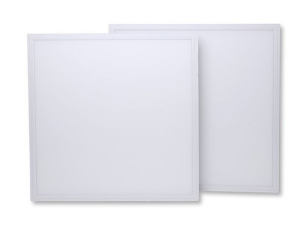 Lecom Ultra Slim LED-Panel 62x62cm 4.400 Lumen 40W TÜV Lichtfarbe wählbar 4.000 K neutralweiß