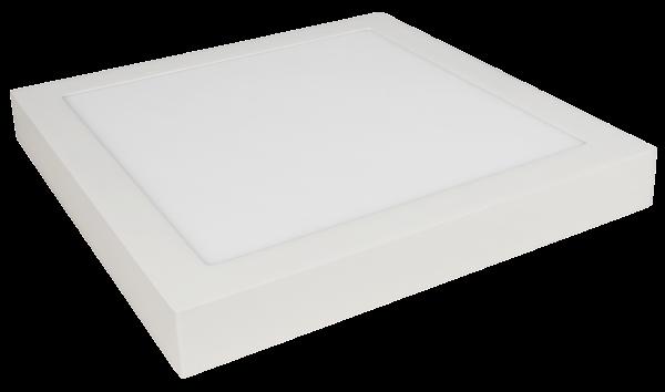 LED Panel McShine LP-2430AW, 24W, 300x300mm, 1.332 lm, 3000 K, warmweiß