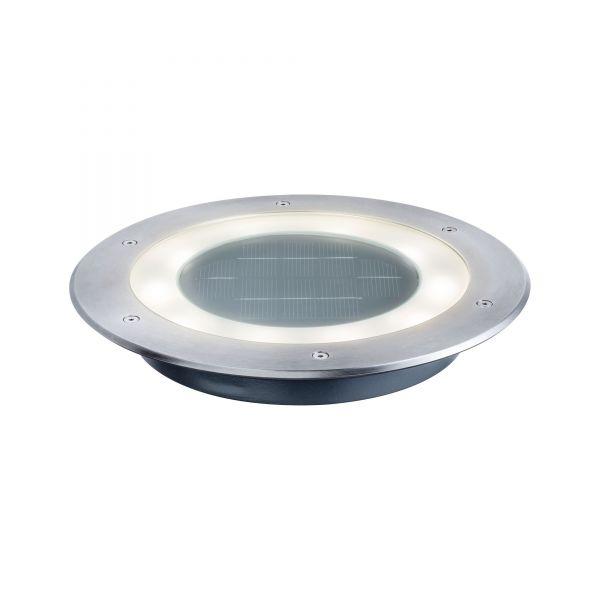 Paulmann Special EBL Set Solar Boden Jupiter IP67 LED 1x0,6W 250mm Eds/Klar Eds/Glas