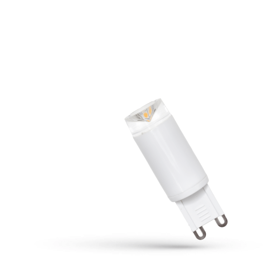 LED Lampe G9 3 Watt 200 Lumen Lichtfarbe wählbar