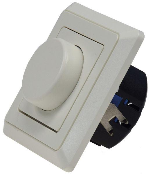 "LED geeigneter Dimmer ""PrimaLuxe"" Glühlampen 25-300W, LED 5-100W"