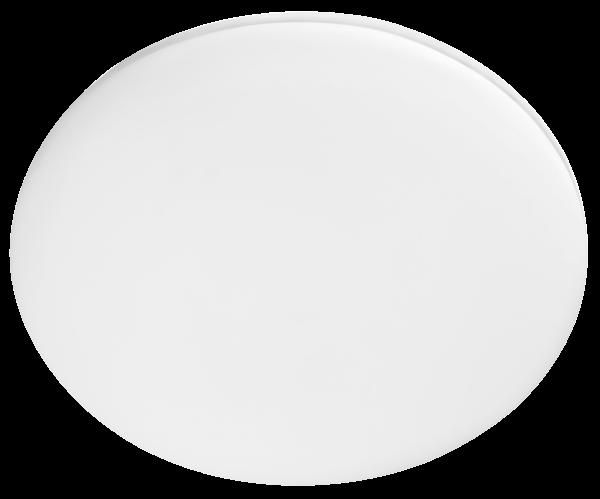LED-Deckenleuchte 26cm-Ø, 18W, 1250lm, 4000K, neutralweiß, IP44, Schnellmontage
