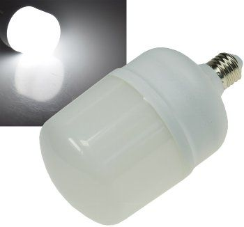 "LED Jumbo Lampe E27 24W ""G280n"" 2450lm, 4200K, neutralweiß, ØxH 10x18cm"