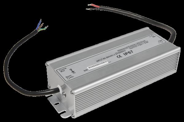 LED-Trafo McShine, elektronisch, IP67, 1-100W, Ein 85~264V, Aus 12V, wasserfest
