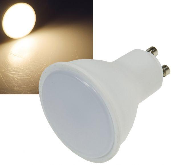 """LED Strahler GU10 """"H50"""" 3-Stufen-Dimm 3000k, 380lm, 230V/5W, 110°, warmweiß"""