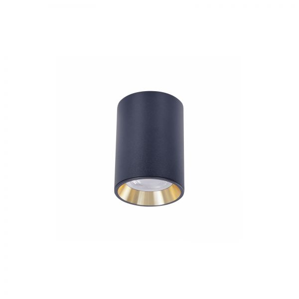 Spectrum LED Chloe Mini Rund GU10 Aluminium Farbe wählbar