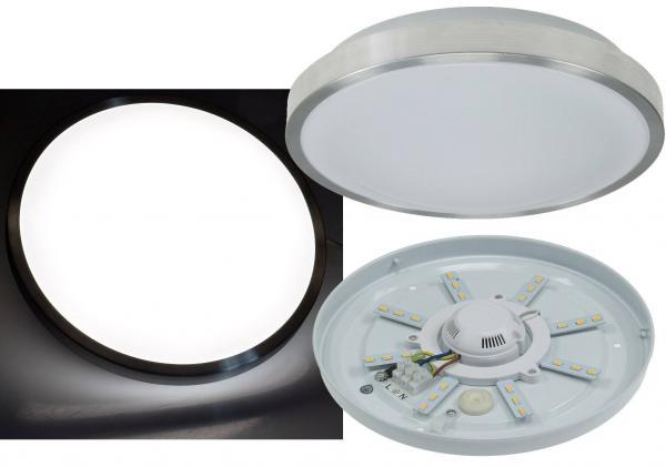 LED Deckenleuchte Acronica 12n 750lm 12W