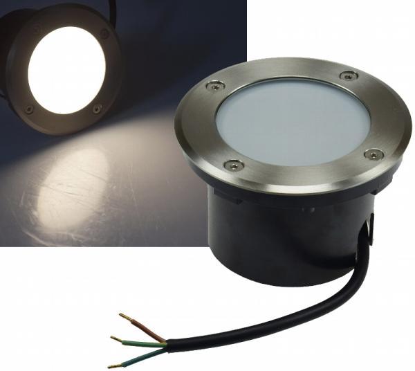LED Bodenleuchte BEL R5 rund
