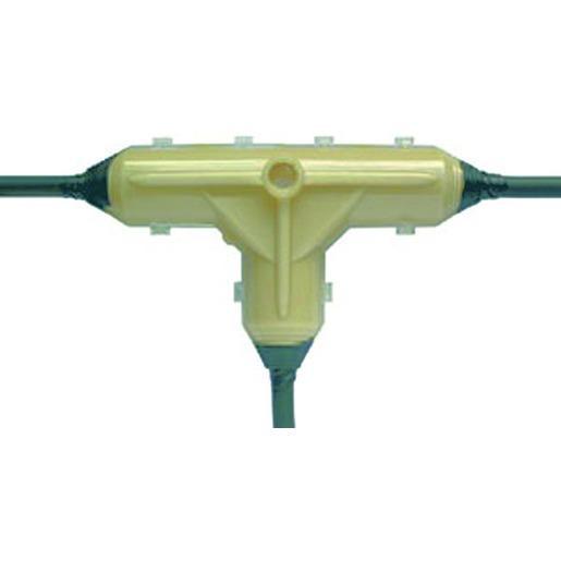 HGAM1, 1 kV T-Abzweigmuffe Durchgang: 5x1,5-5x10 mm²