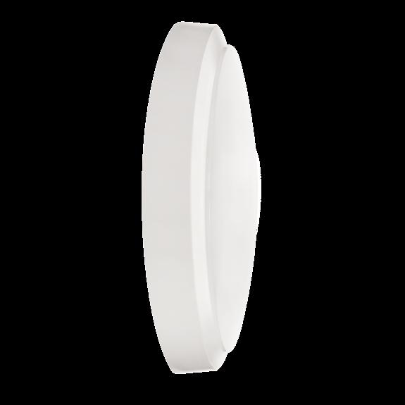 LED Wand- und Deckenleuchte Slim Rund 10 Watt Lichtfarbe wählbar