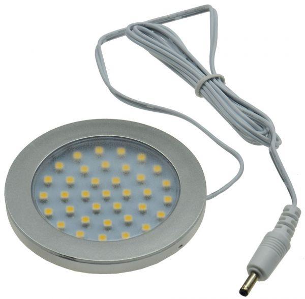 """LED-Aufbauleuchte """"ABL-R90"""" warmweiß 3 Watt, 12V=DC , 3200K, 270 Lumen"""