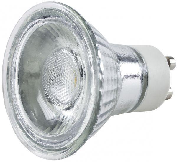"LED Strahler GU10 ""H35 COB"" 1 COB, 4000k, 250lm, 230V/3W,neutralweiß"