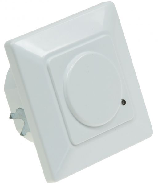 Unterputz HF-Bewegungsmelder 160° LED geeignet, 3-Draht Technik, weiß