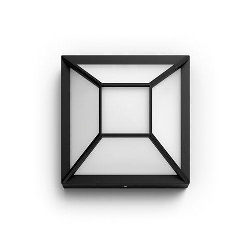 Philips Lighting myGarden LED-Wandleuchte Drosera schwarz