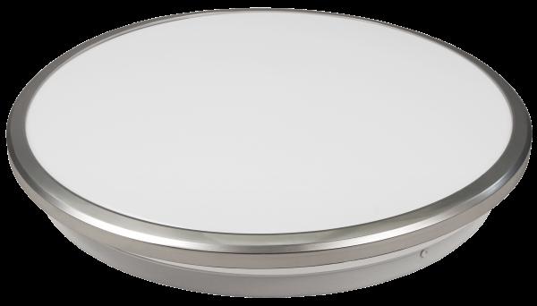 LED-Deckenleuchte McShine Sunny, 27cm-Ø, 12W, 960lm, 3000K, warmweiß