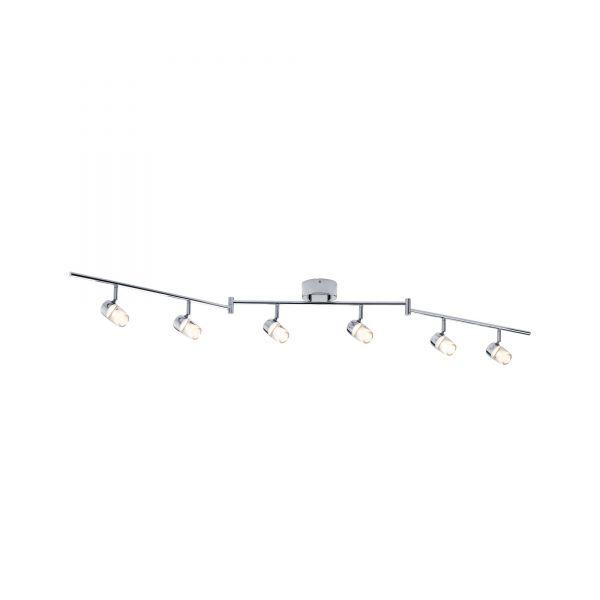 Paulmann Spotlight Bowl LED 6x3,2W Chrom 230V Metall