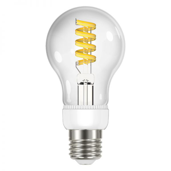 Immax Neo SMART LED filament E27 5W, warm-neutral-kaltweiß, dimmbar, Zigbee 3.0