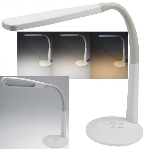 LED Schreibtisch Leuchte CT-TL 30 dimm 400lm 6W