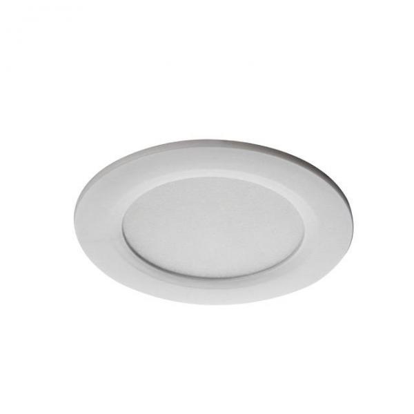 Hochwertige LED Einbauleuchte in Weiß Kanlux 4,5 Watt Lichtfarbe wählbar