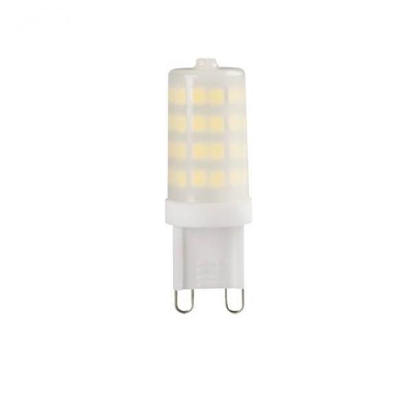 Kanlux ZUBI LED G9 Stiftsockellampe 3,5 Watt 300 Lumen Lichtfarbe wählbar