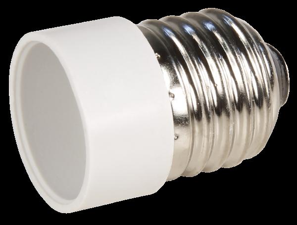 Lampensockel-Adapter McShine, E27 auf E14