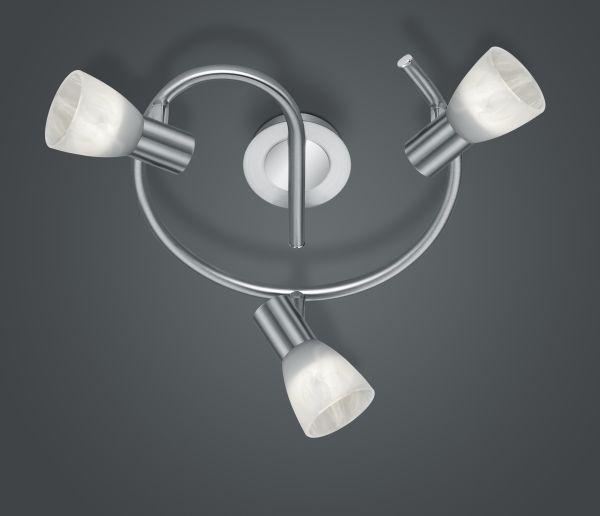 TRIO LED Deckenleuchte LEVISTO rund