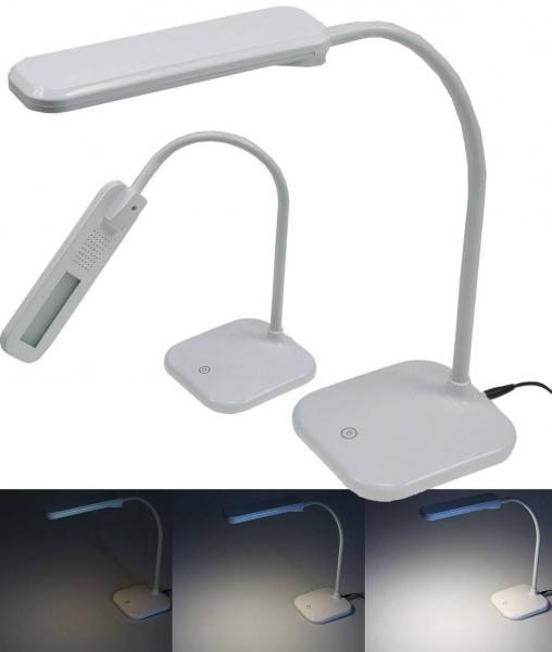 LED Schreibtisch Leuchte CT-TL 20 dimm 400lm 6W