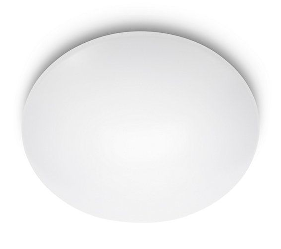 Philips Lighting myLiving LED-Deckenleuchte Suede 4 x 5 W