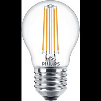 Philips Classic LEDluster Tropfen 5W E27 dimmbar