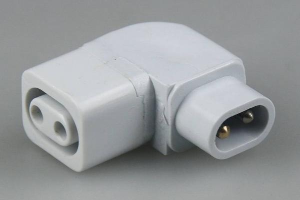 Winkel 90 für LED-Unterbauleuchten